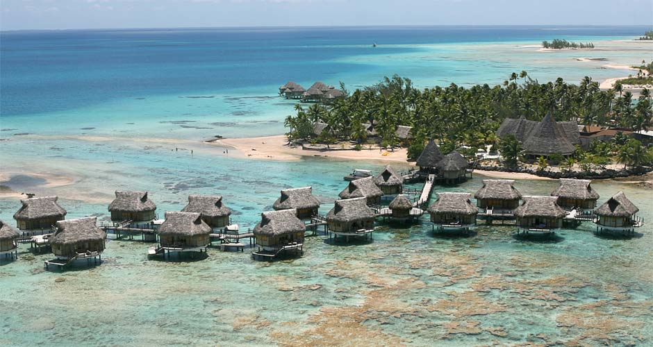 Tahiti polynesien hotels unterk nfte - Rangiroa urlaub ...